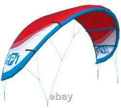14 Meter Lime Liquid Force P1 Kite for Kiteboarding Brand New Kite and Bag