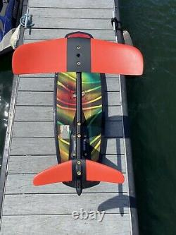 2020 Liquid Force Wakefoil 2.0 Package Overnight Shipping Included For Free