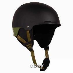 2021 Liquid Force Nico Wakeboarding Helmet (Black)