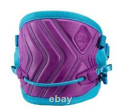 BRAND NEW $199 Liquid Force Supreme Harness Purple Size L 34-36 Kiteboarding