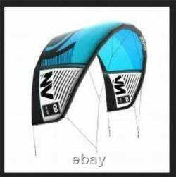 Kite liquidforce Nv 2017 7m brand new color blue kite only