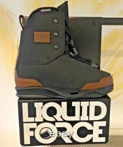 LIQUID FORCE IDOL 4D WAKEBOARD BINDINGS 2018 Size 10-11