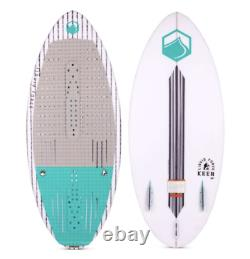 Liquid Force 52 Keen Wakesurfer Wakesurf Surf Board