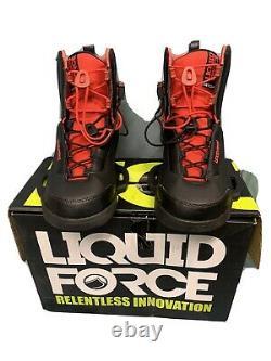 Liquid Force Hitch Size 10-12 Wakeboard Bindings (12-OD1)
