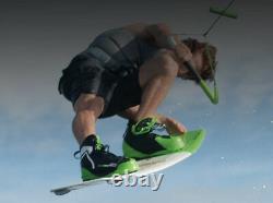 Liquid Force Lite 4D Wakeboard Bindings 8.5-11.5. 63649