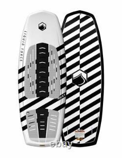 Liquid Force POD Wake Surf 2020 White 4.9