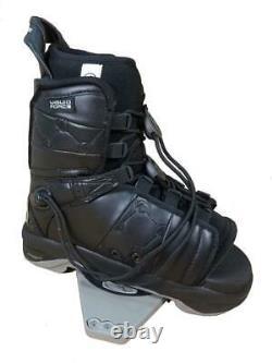 Liquid Force Shane Watson Pro MO. O. T Wakeboard Bindings Boots M L 5-8 2nd C91