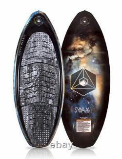 Liquid Force Swami Wake Surf 2020 Black 53