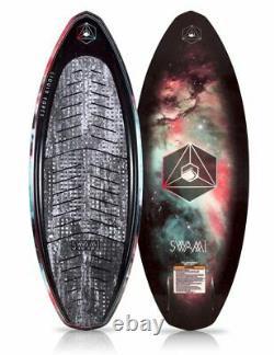 Liquid Force Swami Wake Surf 2020 Black 58