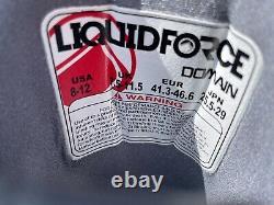 Liquid Force Witness Grind 136 Fred Von Osten Unisex Wakeboard