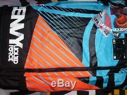 New 2017 Liquid force Envy 10.5m kite and bag freeride