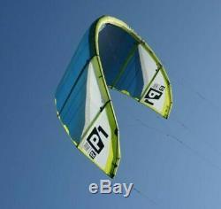 New 2019 Liquid force P1 10m kite and bag like core XR ozone edge freeride