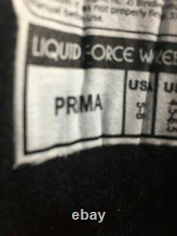 PRIMA Liquid Force Wakeboard Bindings Womens size 5- 8