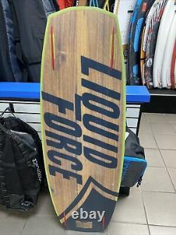 2018 Liquid Force Timba 140 Wakeboard