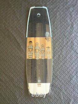 2020 Force Liquide 143cm Inverser Wakeboard Nouveau Dans L'emballage