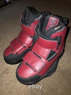 Force Liquide Mens Attelage Wakeboarding Fixations Sz. 10-11