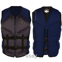 Force Liquide Watson Cga Vest Hommes X-large / Gris/navy
