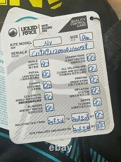 Kit De Force Liquide, Harnais De Force Liquide, Barre De Contrôle Cabrinha, Pompe Wmfg +