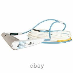 Liquid Force 2021 Harley Ultra Gel With Vision (white/navy) 80' Wakeboard Rope