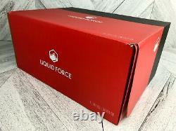 Liquid Force Classic Wakeboard Reliures Bottes USA Tailles 8 9 10 Nouveau Dans La Boîte