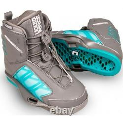 Liquid Force Form 4d Wake Boot Wakeboard Boots Taille Mens 10-11 Marque Neuve