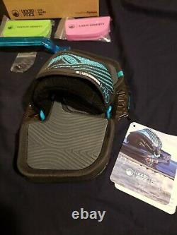 Liquid Force Kiteboarding Pro Straps & Pads Taille S/m