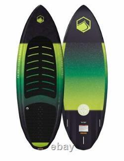 Liquid Force Primo Wake Surf 2020 Noir 5.3