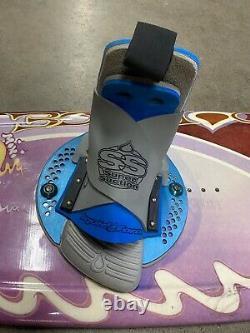 Liquid Force Wakesurf Wakeboard Wake Board Mini Squirt Bonifay Pro Binding Boots