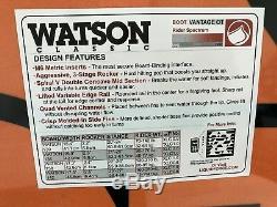 Liquid Force Watson Classique 134 En Fibre De Carbone Avec Wakeboard Hyperlite Fixations