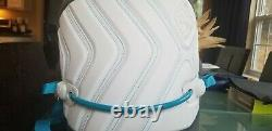 Marque Nouveau 199 $ Force Liquide Suprême Harness XL Kiteboarding 36 38 Blanc Bleu