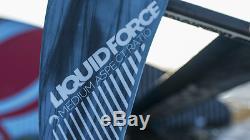 Nouveau $ 1200 Liquid Force Kiteboarding Bonne Feuille Paquet Kitesurf