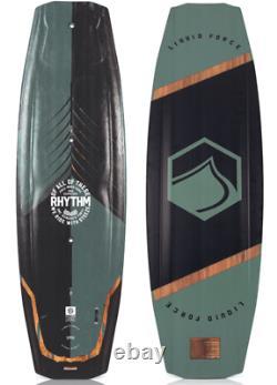 Nouveau Liquid Force 2019 Rhythm 140 Wakeboard Nouveau Dans L'emballage Original