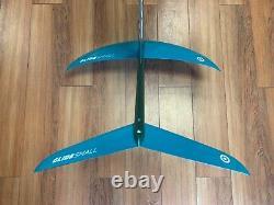 Planche De Papier D'aluminium Liquid Force Plank 3'8 Avec Neil Pryde Glide Surf Small Hydr