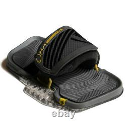 Set DI Pads E Straps Liquid Force Pro Pad Black Ltd