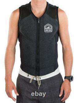 Veste Liquide Force Watson Wakeboard Impact Vest, Tailles Multiples, Noir. 48874