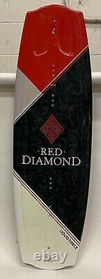 Wakeboard Red Diamond Liquid Force Jamais Monté Avec Une Certaine Usure De L'étagère